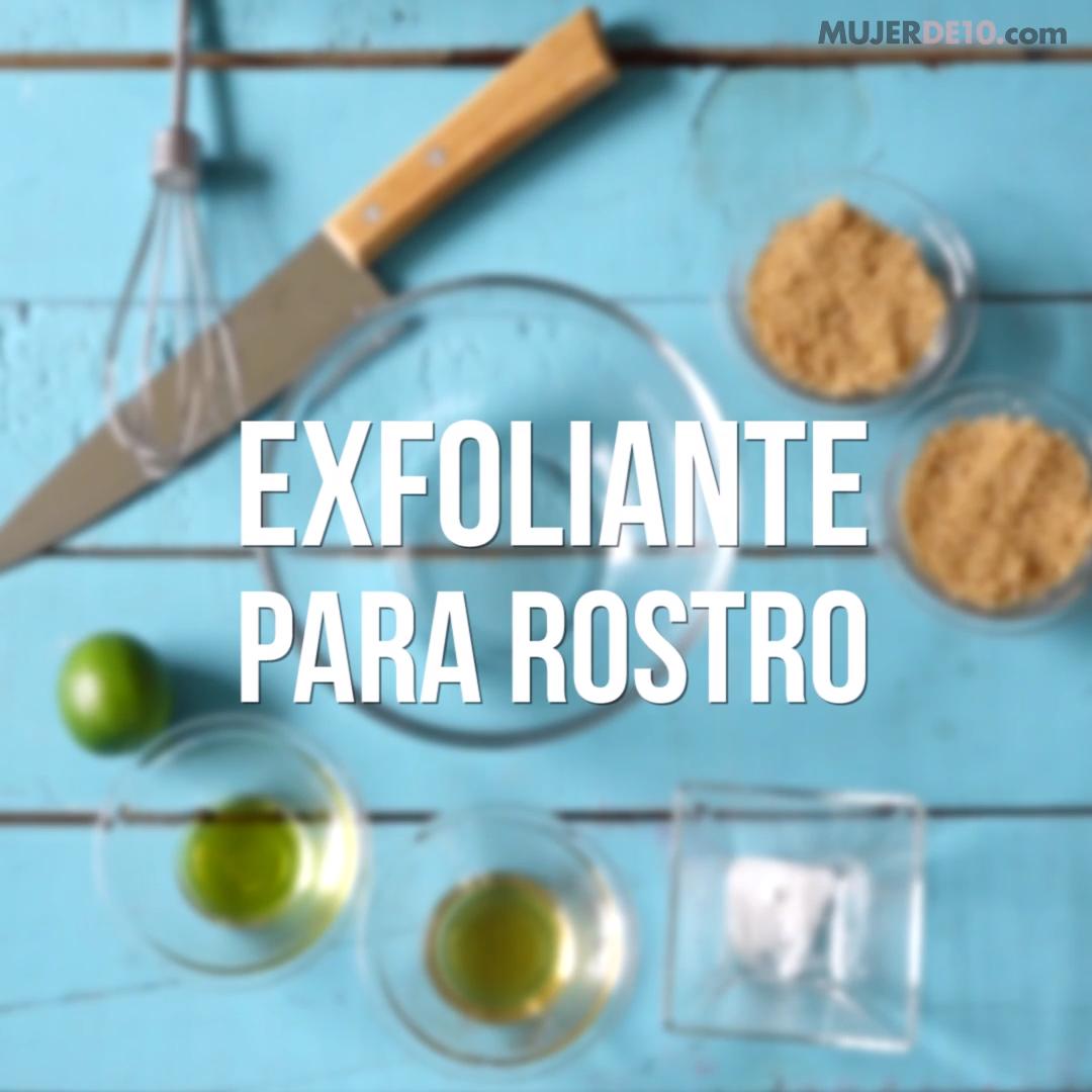 Photo of Exfoliante para rostro