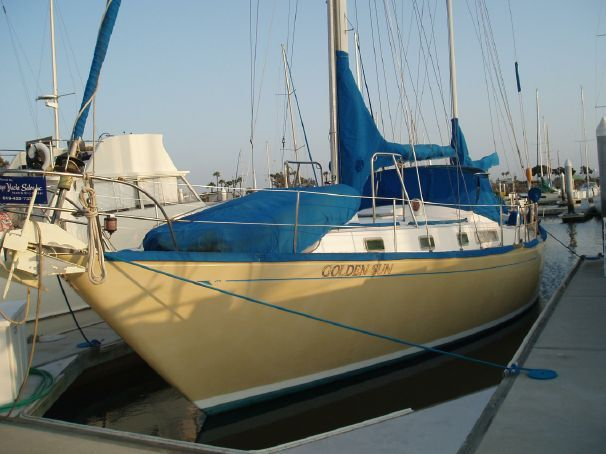 $58K 1975 Whitby Center Cockpit Ketch Sail Boat For Sale - www.yachtworld.com
