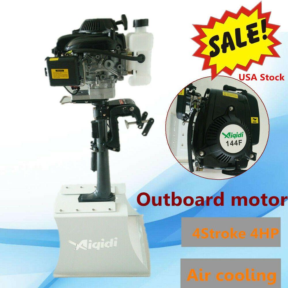 (Sponsored eBay) Brand New Outboard Motor 4 Stroke 4 HP
