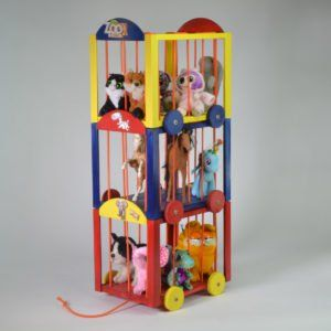 How To Make A Circus Train For Stuffed Animals Blue Bird