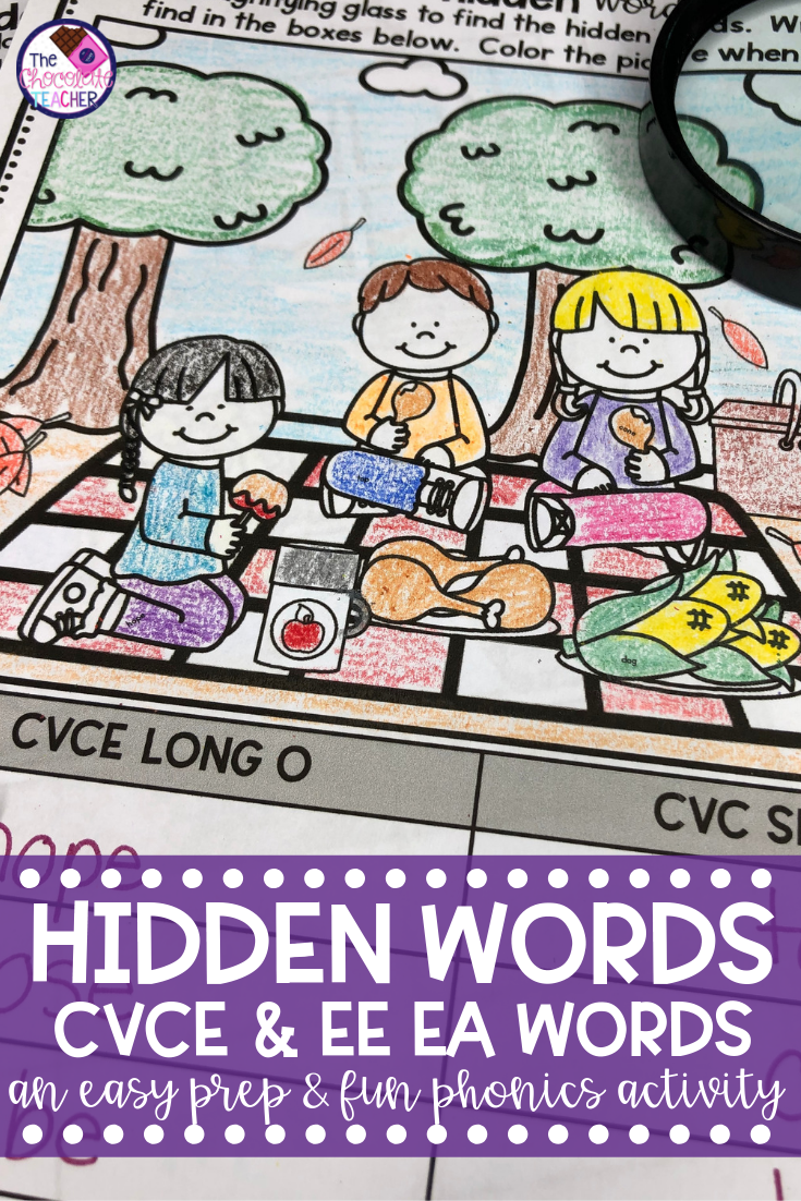 Hidden CVCE Word Activity With EE EA Included