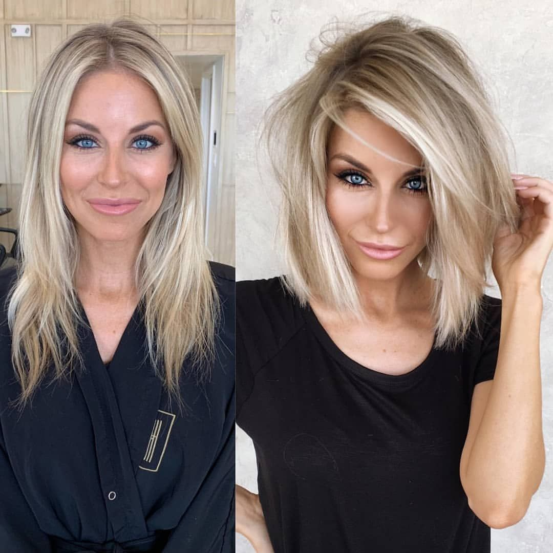 Pin on Hairstyles * BECAUSE: Stunning! ... Before