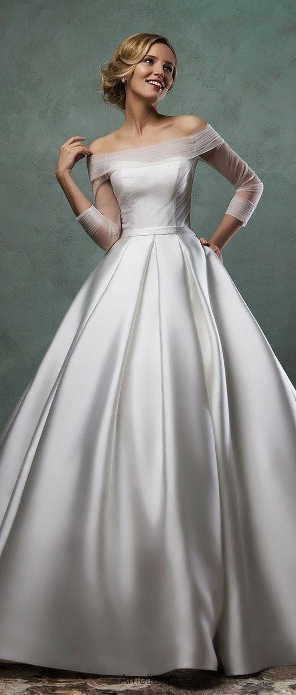 1950 wedding dress  Pin by Karyfer Info on boda  Pinterest  Wedding dress Wedding and