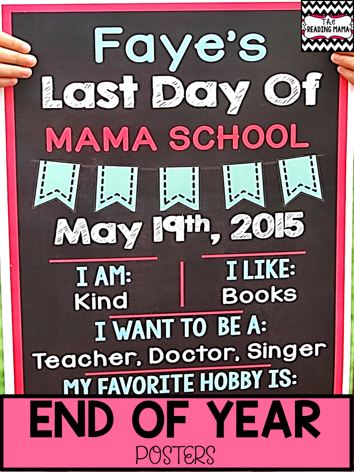 First and Last Day of School Posters https//www