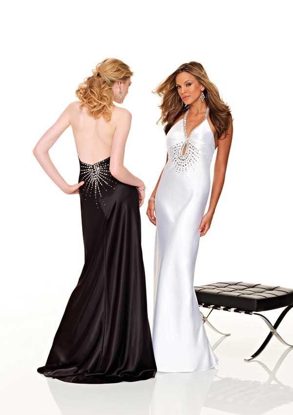 Chic Glam Mori Lee Prom Dress 8506 | Pinterest