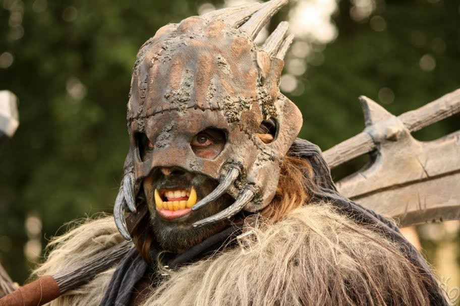 Orc Lotr Costume How to get an orcish c...