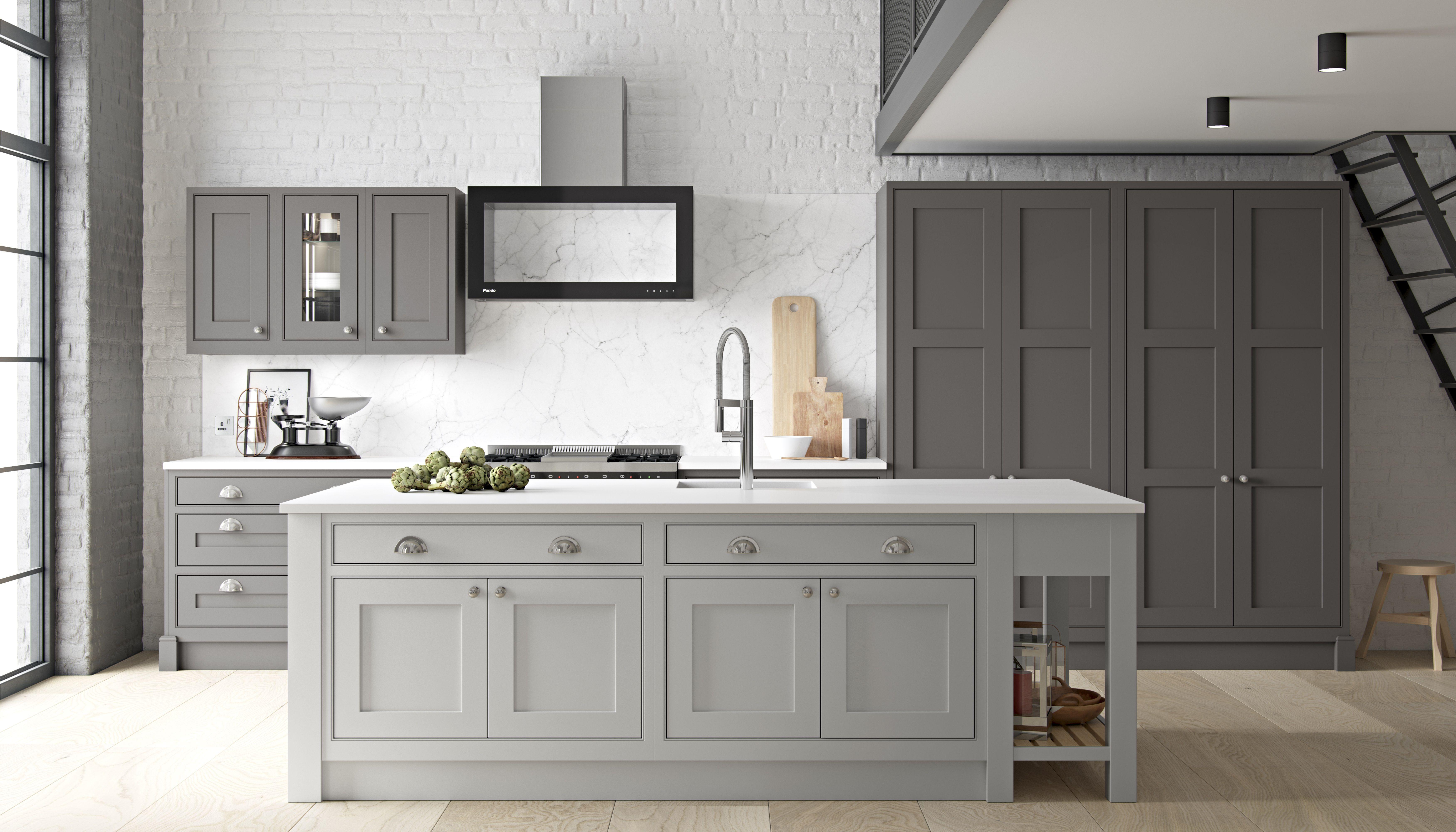 kitchen showroom in Thatcham, Berkshire Luxury kitchen