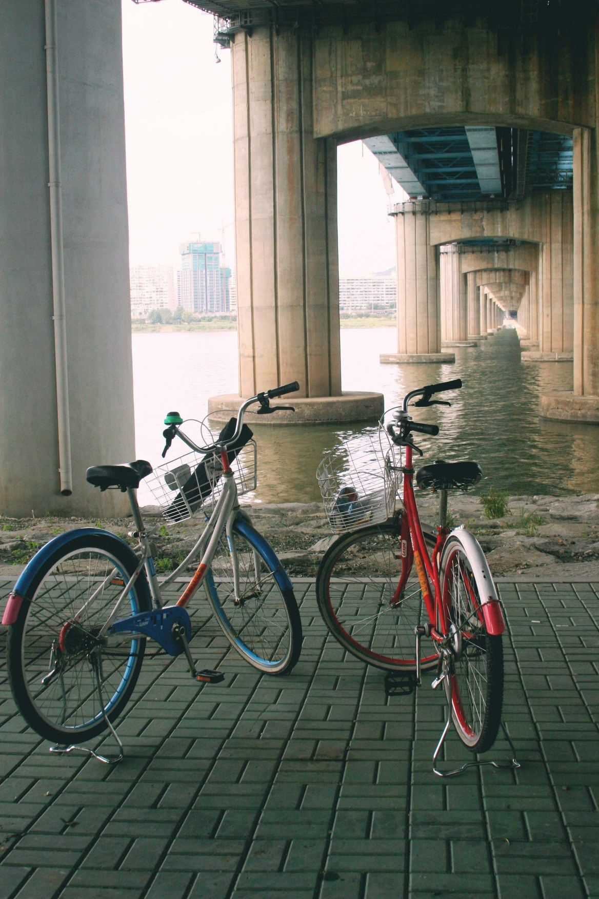 Let S Go To The Han River And Rent Bikes With Images Han