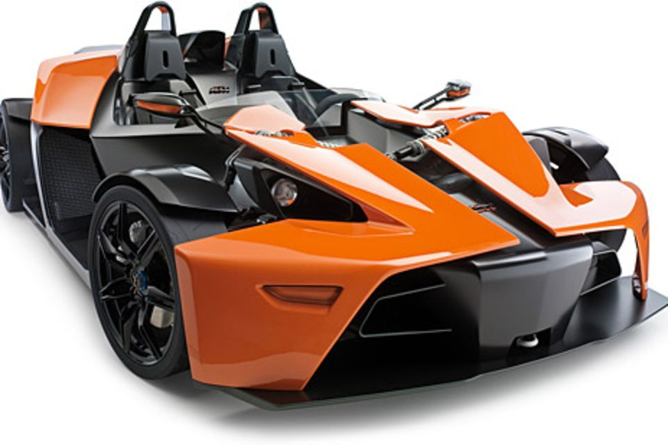 KTM XBow Uncrate Orange car, Amazing cars, Super fast