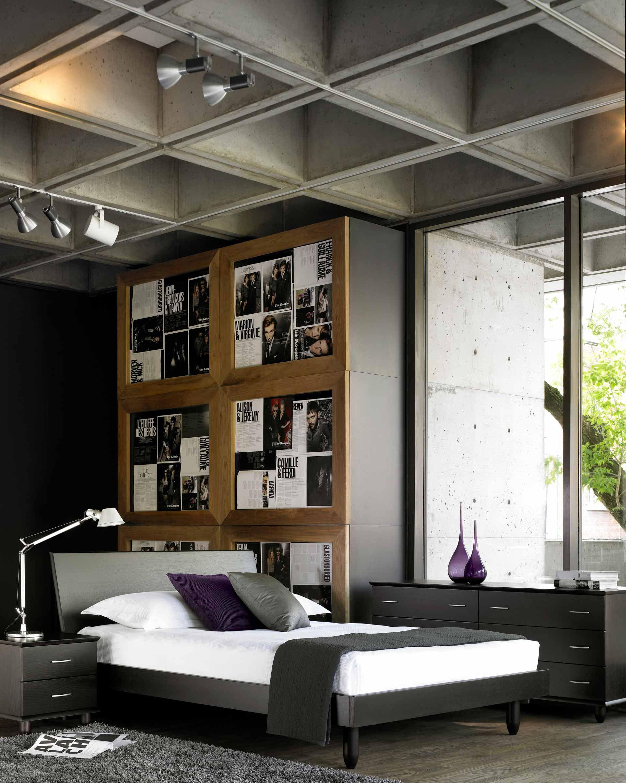 . DONE  Mobican Contempora  Bova    Modern Bed   Bedroom bed  Modern