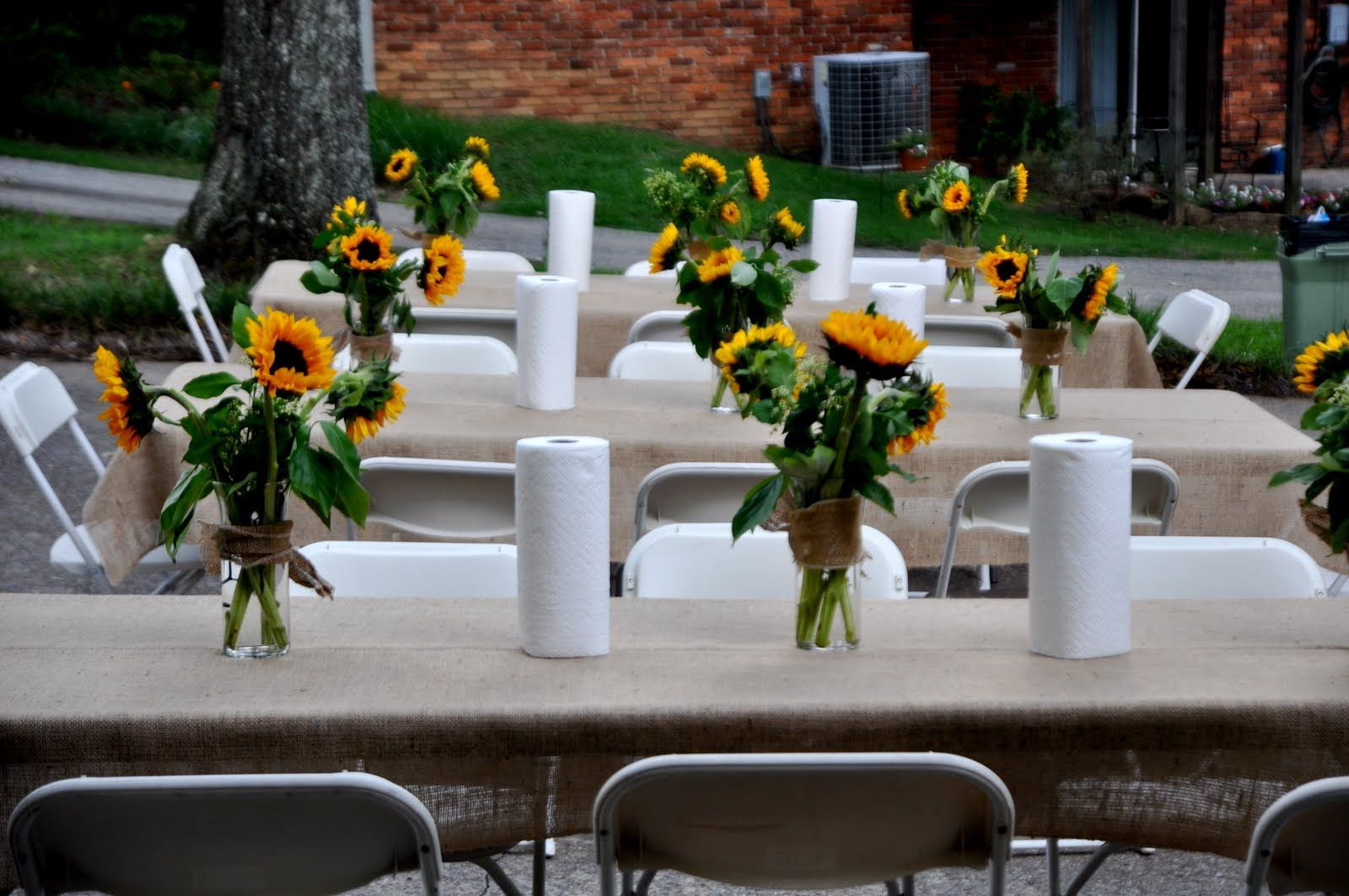Low country boil party decorations google search fun