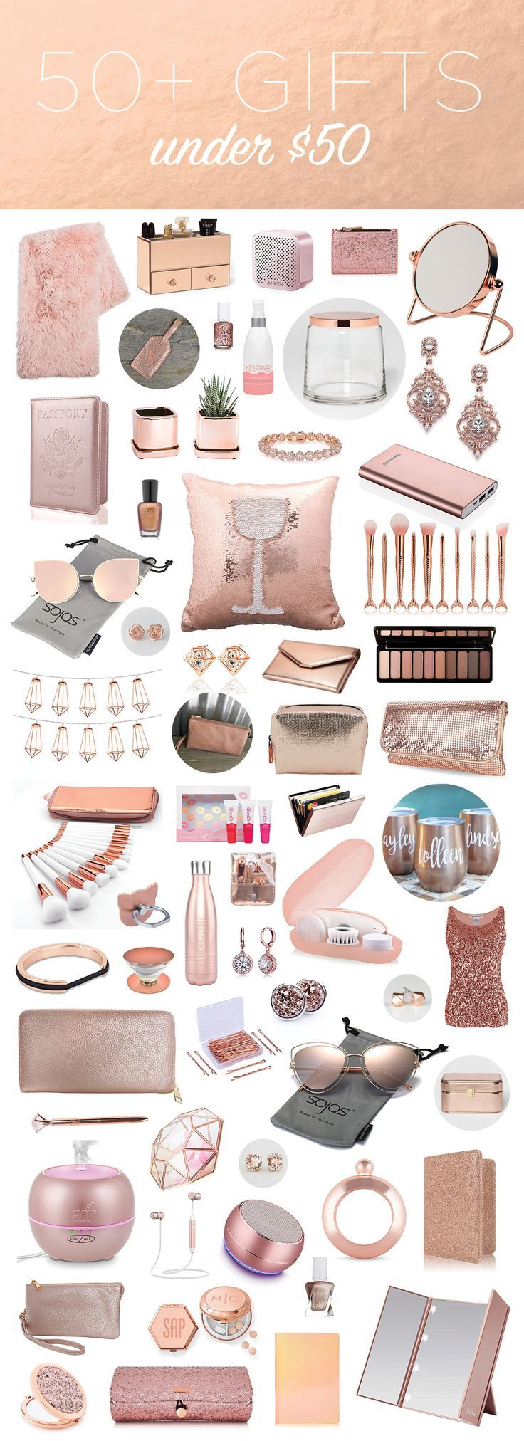 Gift Ideas for Your Bridesmaids - 50 Gift Ideas Under $50