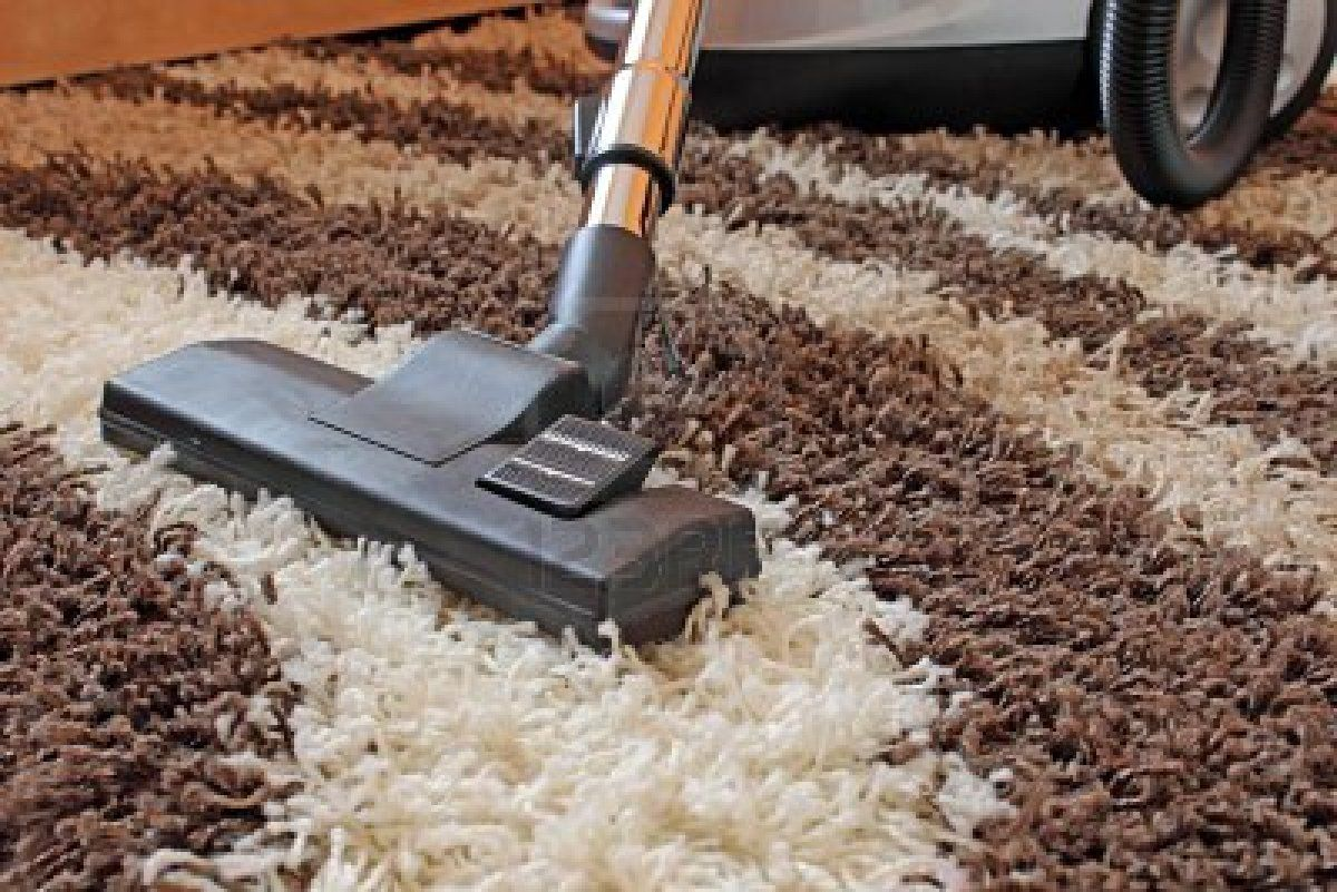 How To Vacuum Your Home Made Rug