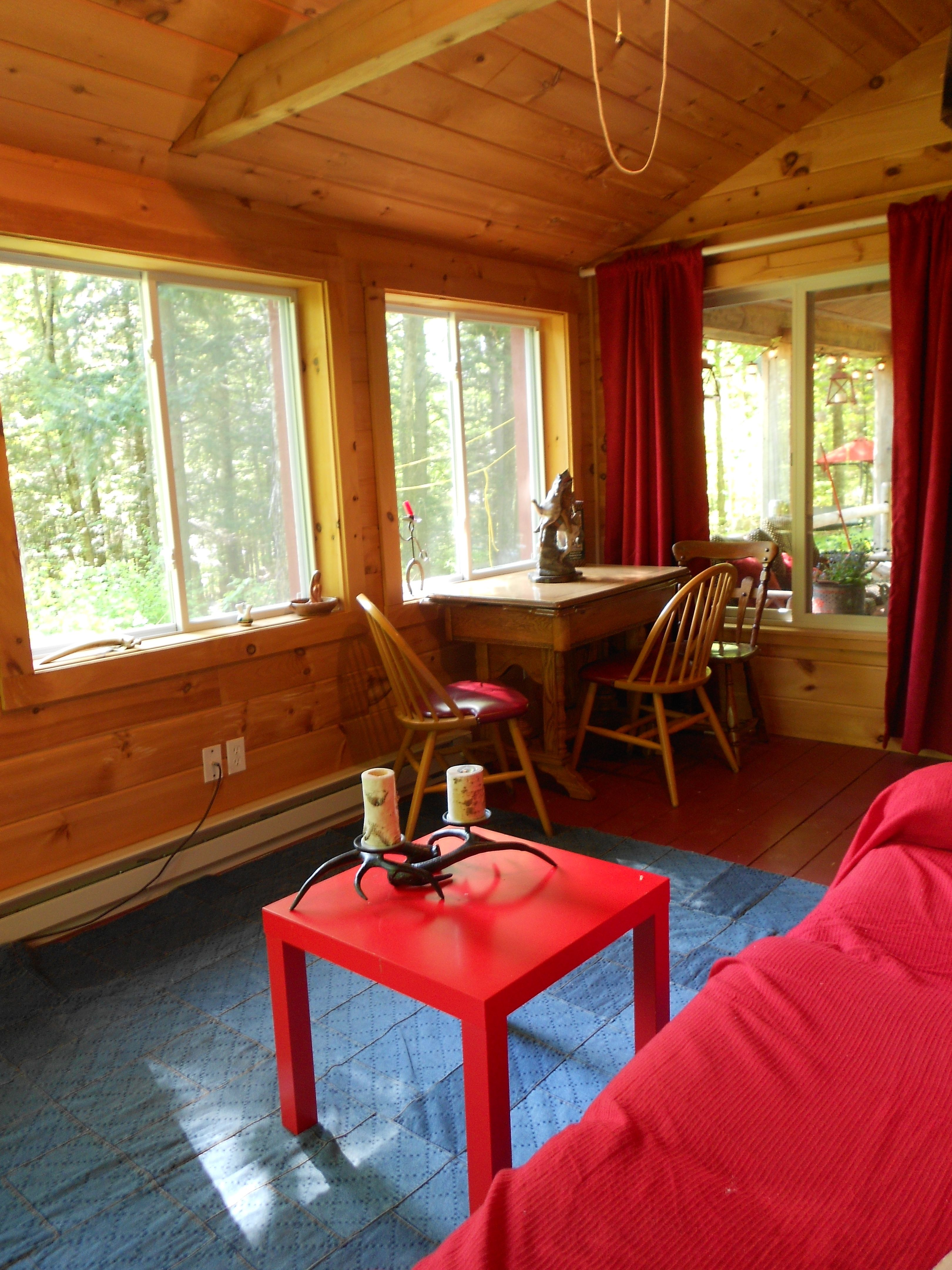 river luxury vacation waterfront com sale cabins rental watch maine sunday rustic visitsundayriver