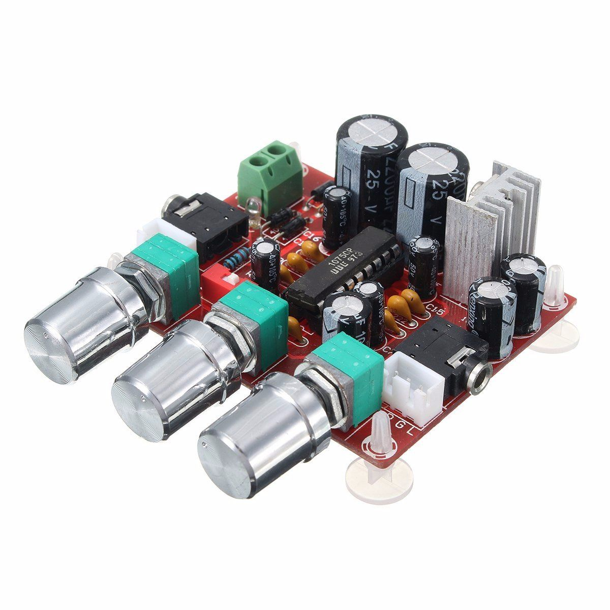XR1075 Tone Board BBE Digital Audio Processor Exciter For Pre-amplifier Module