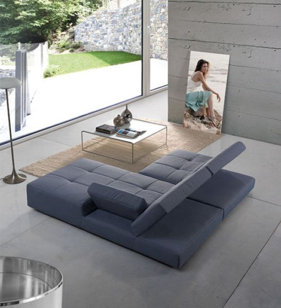 The Ultramodern Reef Sofa By Oliver B Group