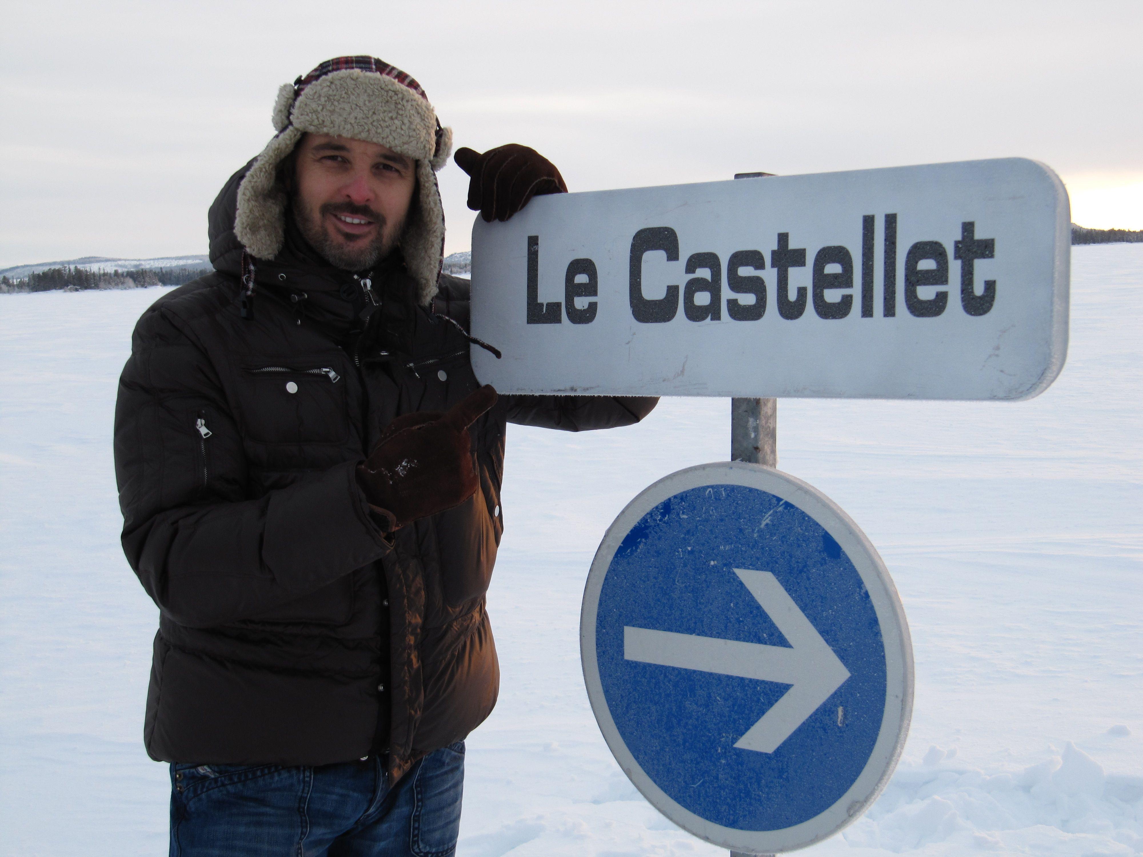 YvanMuller Circuit LeCastellet Le castellet, Laponie