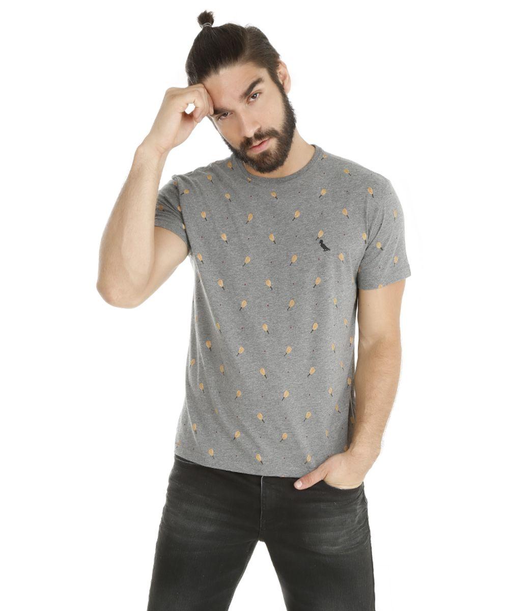 Camiseta Reserva Frescobol Cinza - RESERVA para C&A