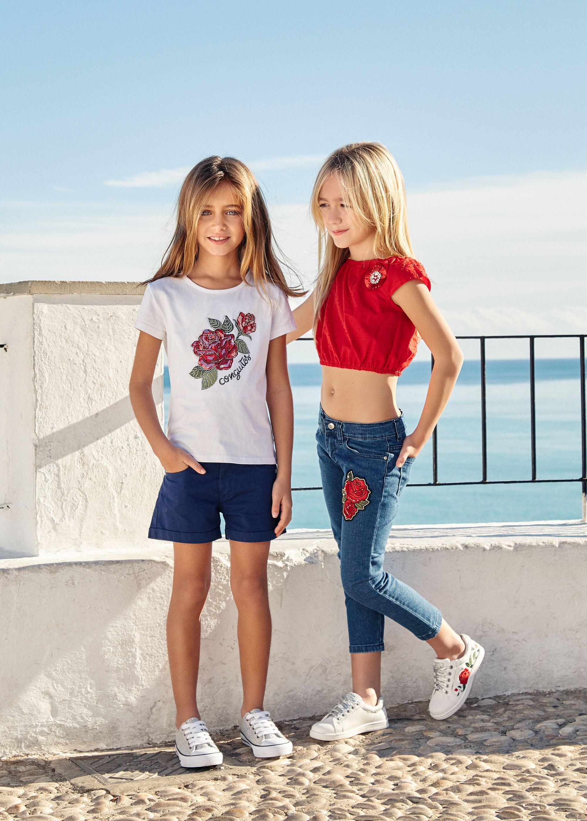 Cute Little Teen Girls