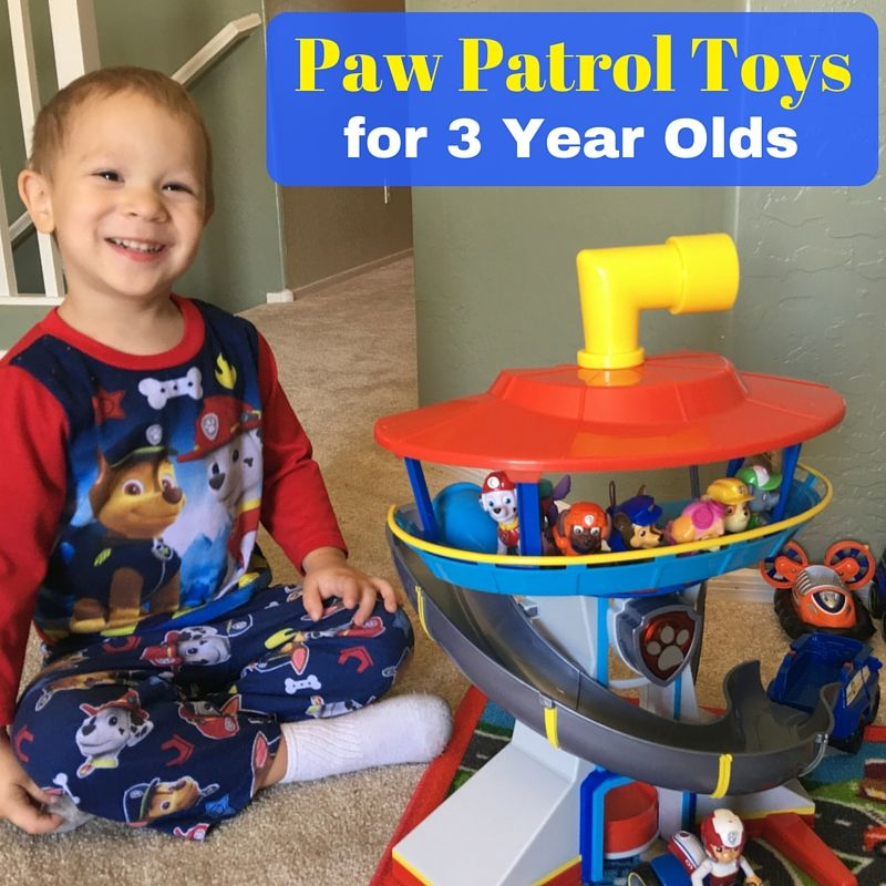 Best Paw Patrol Toys for a 3 Year Old | Paw patrol toys ...