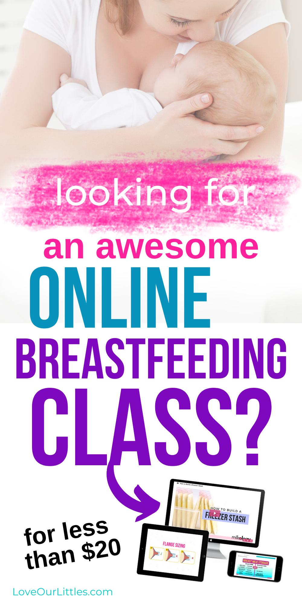 Breastfeeding preparation done right!