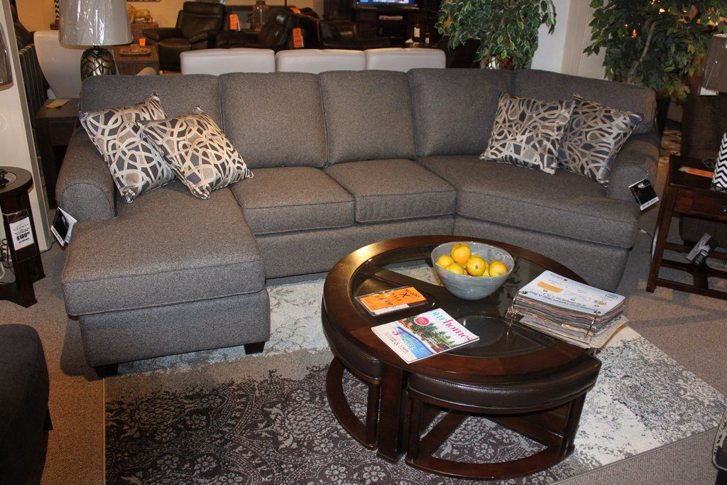 Chaise And Cuddler Sectional