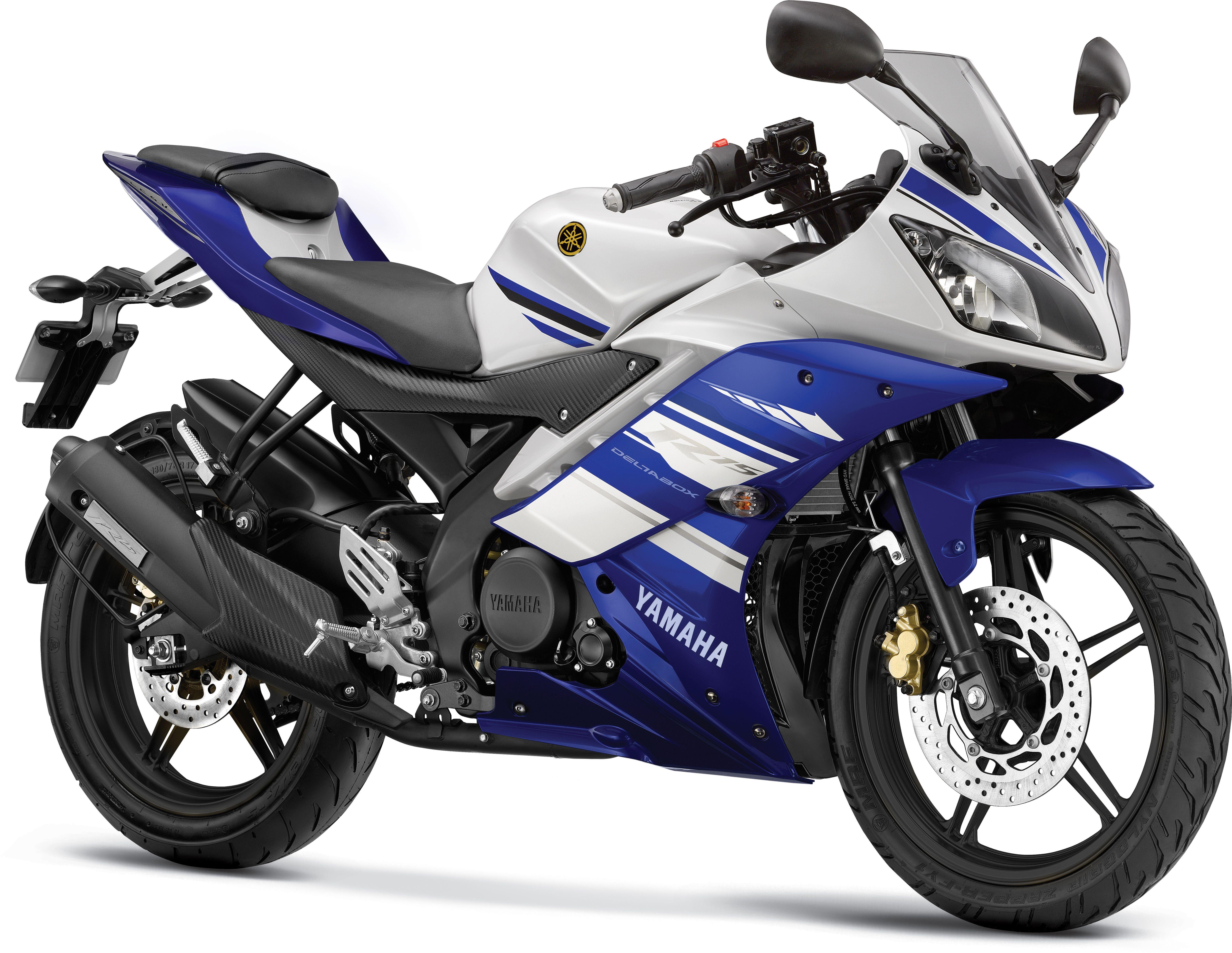 R15 v2.0 Racing Blue Industri otomotif, Sepeda motor