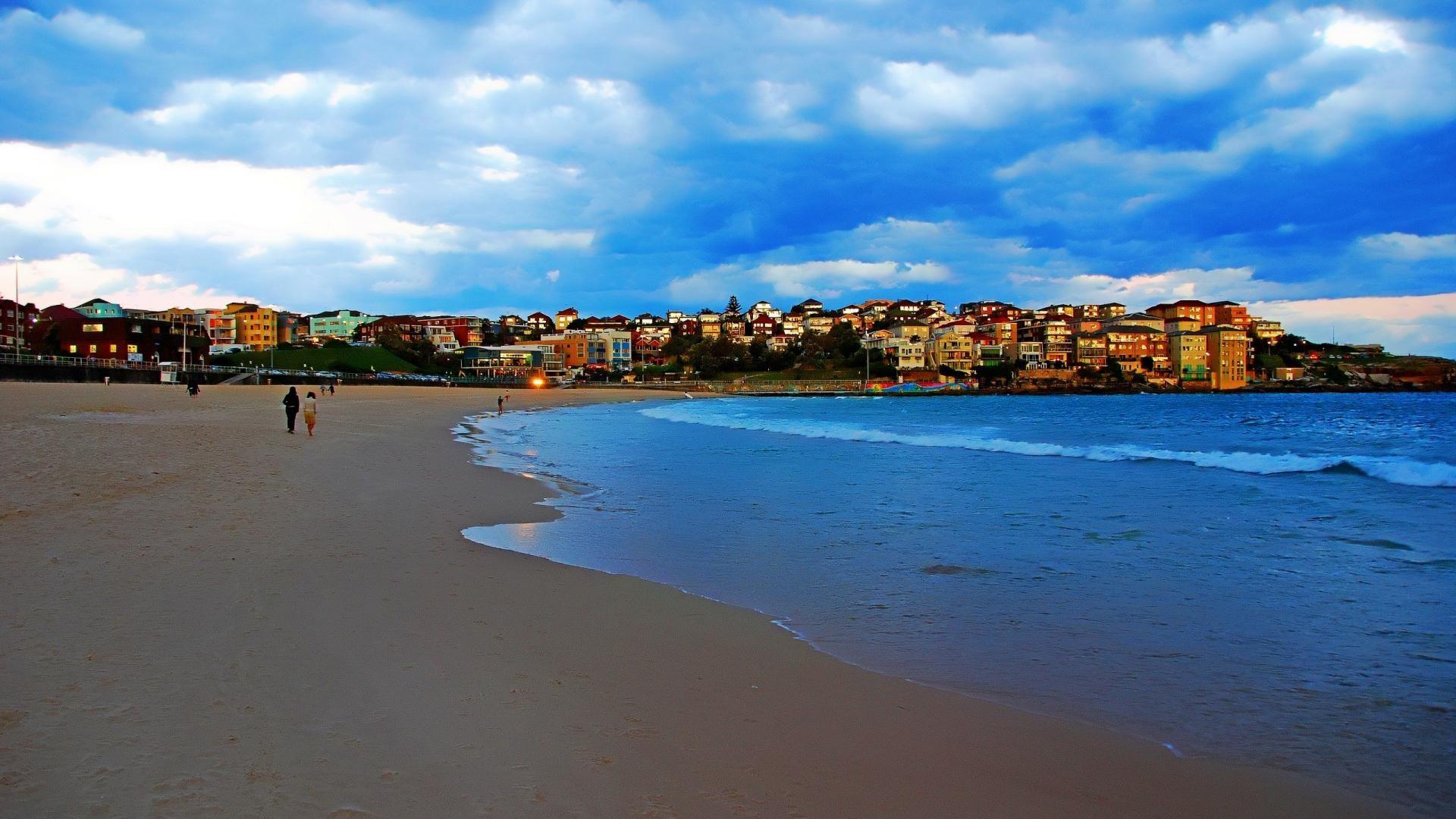 Windows 10 Wallpaper Beach Mywallpapers Site Bondi Beach Sydney Beach Wallpaper Bondi Beach