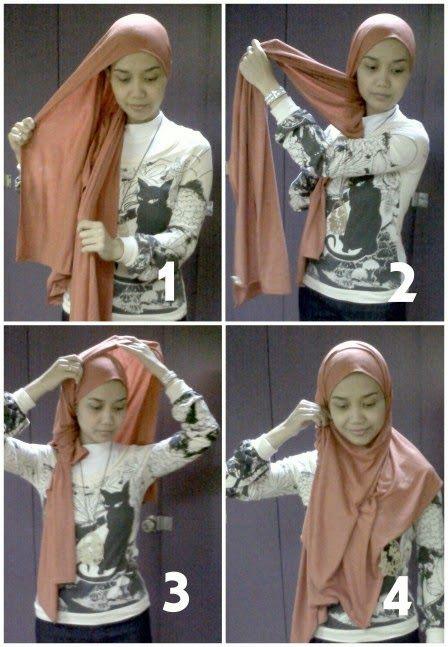 Tutorial Hijab Tanpa Ciput Ninja Google Search Hijab Tutorial Hijab Fashion Hijab