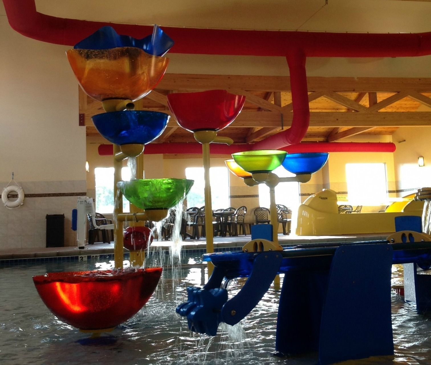 Sioux Falls Hotels With Water Parks Indoor Waterpark Water Park Summer Road Trip