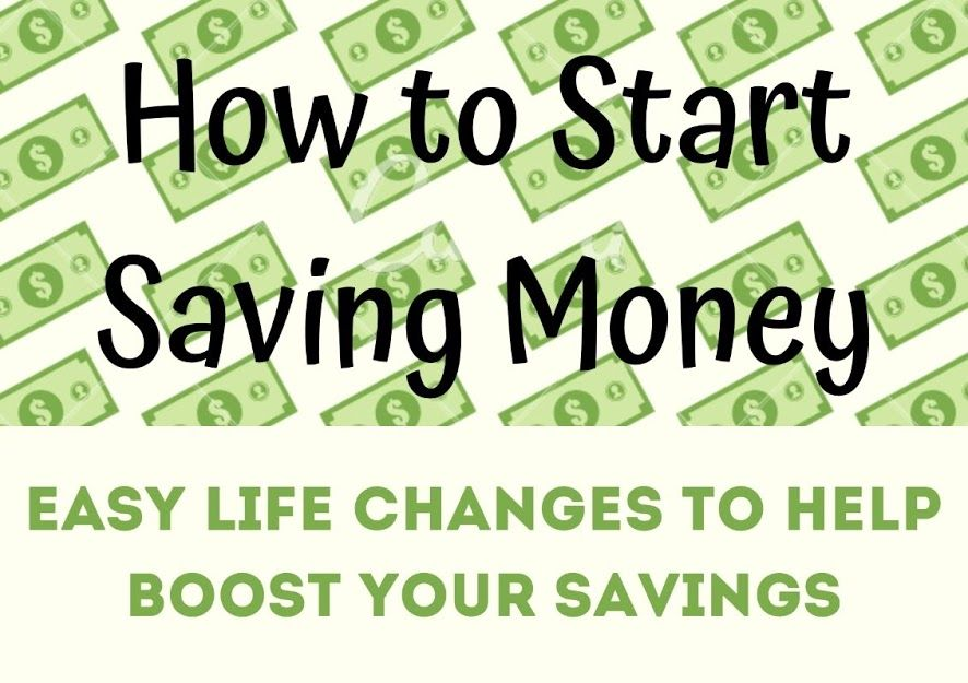 #LifeChanges #Savings #StartSavingMoney #MoneySavers #MoneyMakers #MakeMoney #SlowYourSpending #Budget #BudgetForSaving #LifeStyleChanges