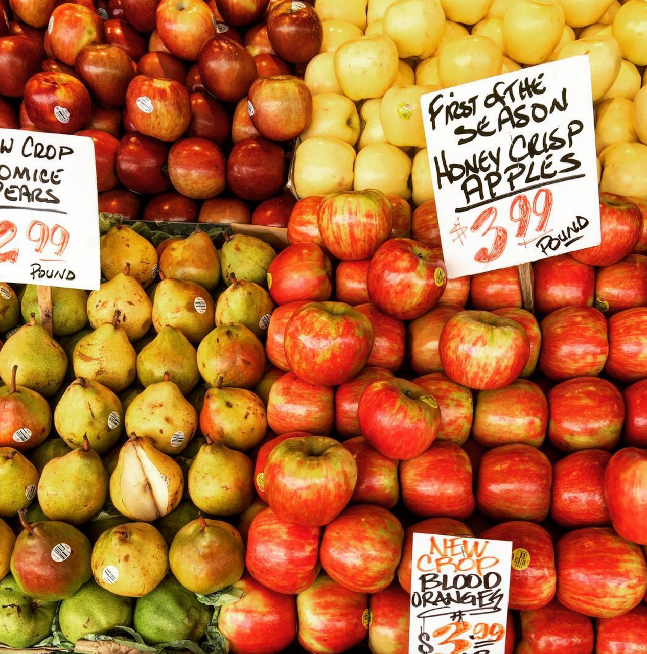 It's Time To Vote On Whether Honeycrisp Apples Are Actually The Best
