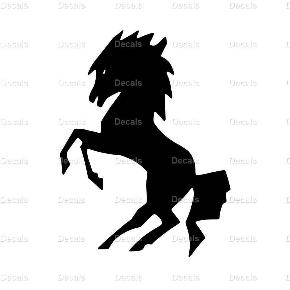 Horse Decal Laptop Decal Horse Wall Decor Horse Sticker Horse Car Decal Animal Decals Animal Sticker Ho Horse Wall Horses Wall Decor Laptop Decal [ 1000 x 1000 Pixel ]