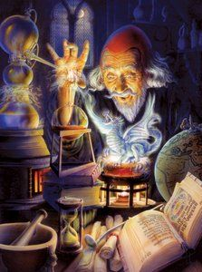 who is santiago in the alchemist