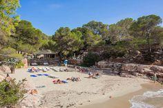 Hidden gem, Cala Gracioneta #Ibizaplayas #Eivissa