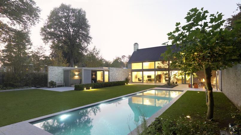 ZWEMBADEN PUURGROEN Architecture Pinterest Pool houses