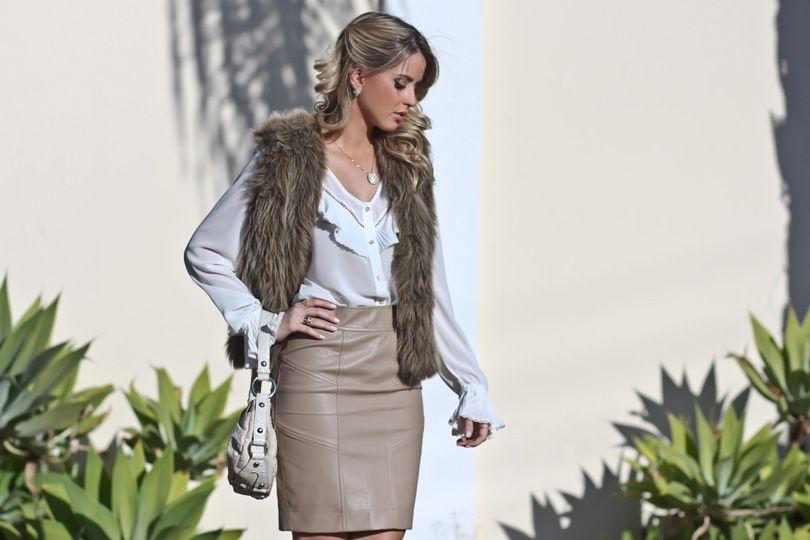LOOK DO DIA ~ Blog Da Larissa Machado