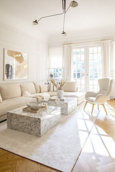 Photo of 5 Tips For Decorating with Different Shades of White & Cream —  The Savvy Heart