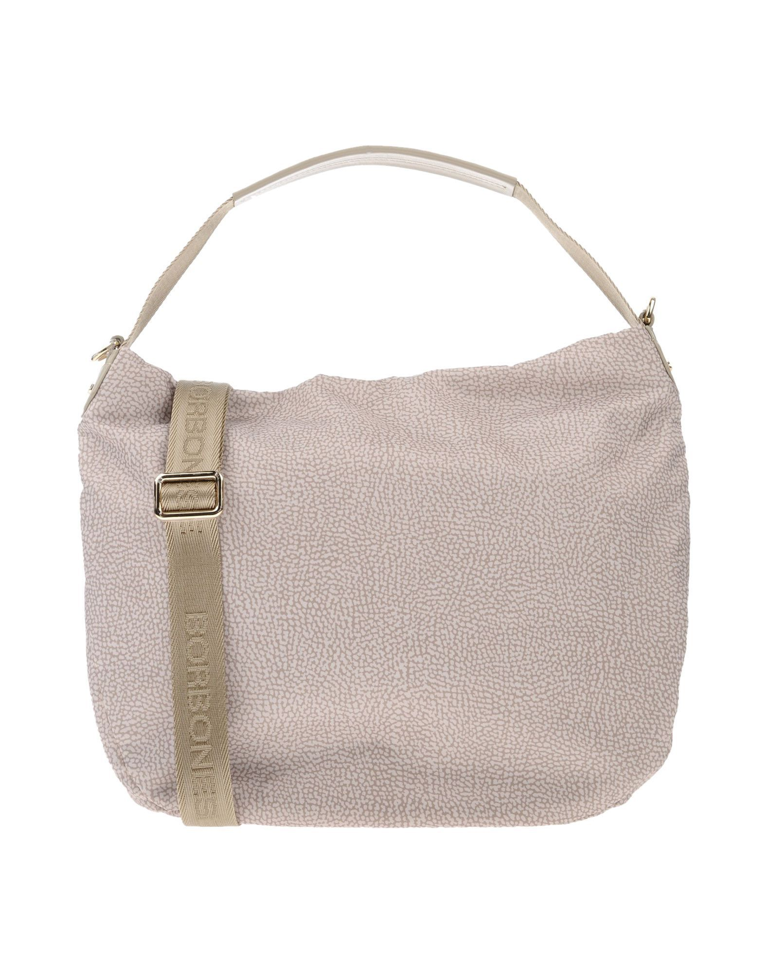 BORBONESE . #borbonese #bags #shoulder bags #hand bags #polyester ...