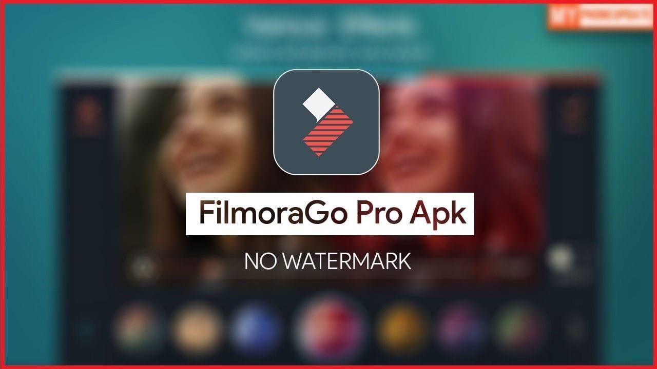 Download FilmoraGO Pro APK for free 2020 in 2020 Video
