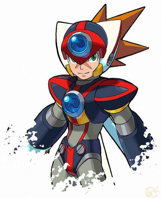 Axl Megaman X Mega Man Art Mega Man Main Characters