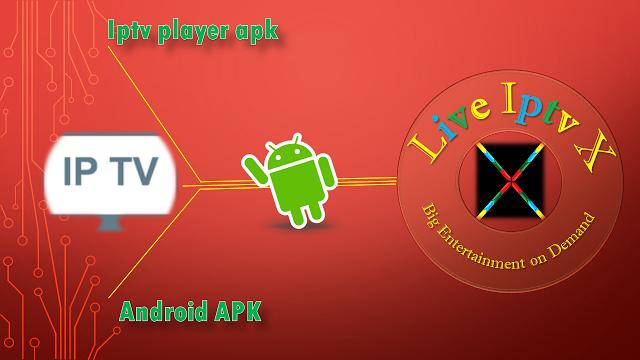 IPTV PLAYER PREMIUM ANDROID APK IPTV PLAYER APK This app