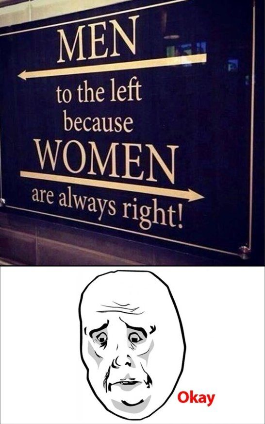 Women Are Always Right Right Meme Best Funny Videos Funny Gif