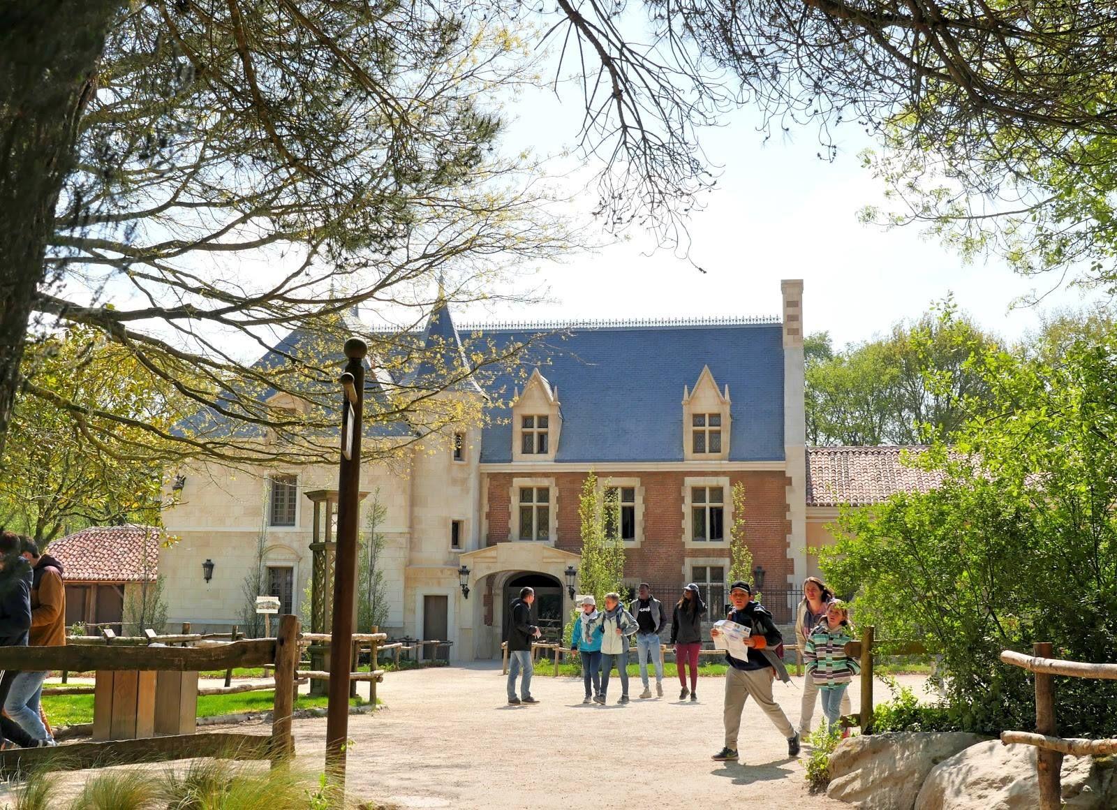 Un Vent De Renaissance Souffle Sur Le Grandparc Avec La