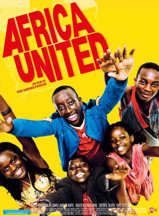 The Extraordinary Story Of Three Rwandan Kids Who Walk 3000 Miles To The Soccer World Cup In South Africa Movies Sports Movie Movie Trailers