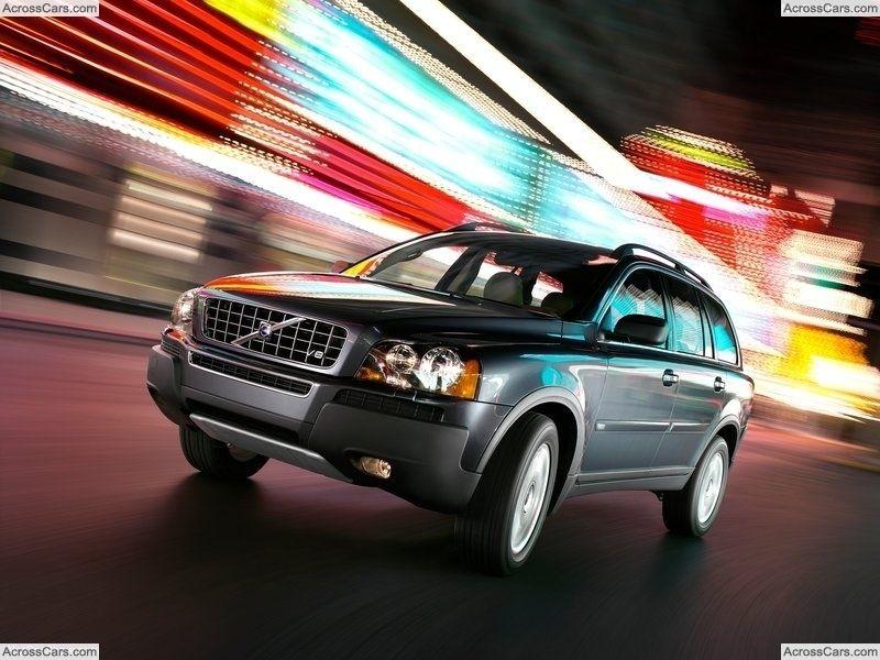 Volvo Xc90 V8 Awd 2004 Volvo Xc90 Volvo Xc90 V8 Volvo
