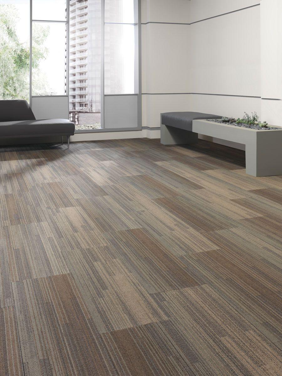 Tranquil Beauty Tile, Lees Commercial Modular Carpet