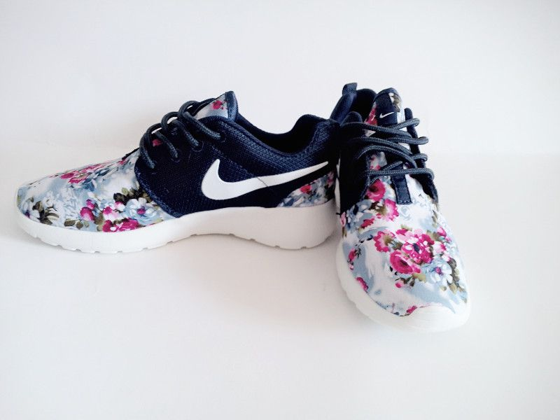 ... tiffany blue nike free runs 3 womens over half off nike roshe run floral  2015 flower ...