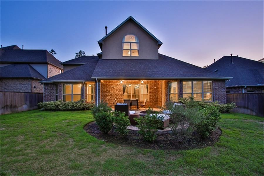 6 Caprice Bend Place Tomball TX 77375 In The Woodlands Creekside