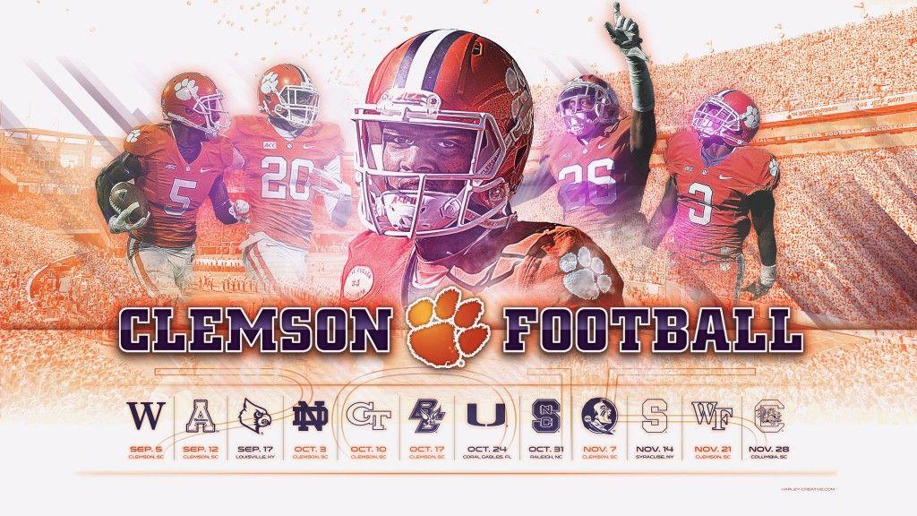 2015 Clemson Wallpaper (169) Clemson tigers wallpaper
